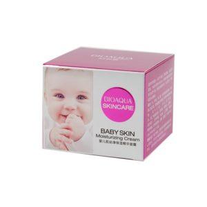 Крем для лица - Bioaqua - Baby Skin с увлажняющим эффектом