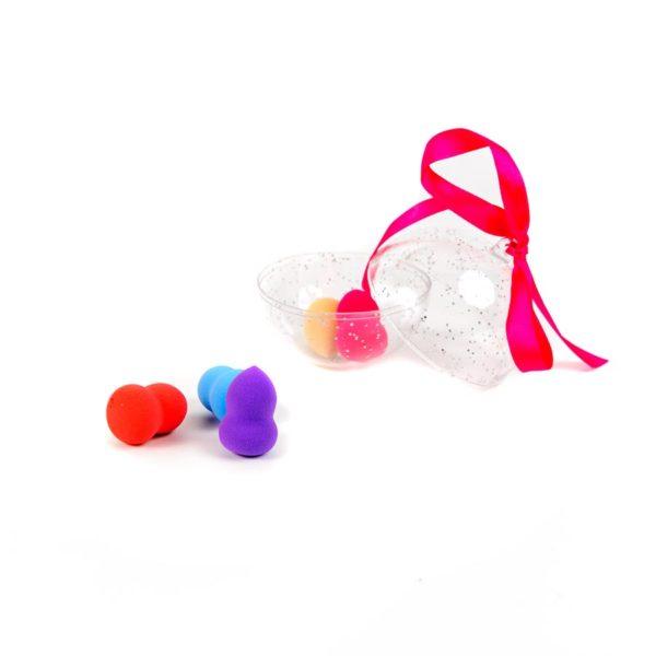 Подарочный набор спонжей - «В шаре»