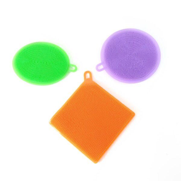 Универсальные силиконовые губки - Better Sponge