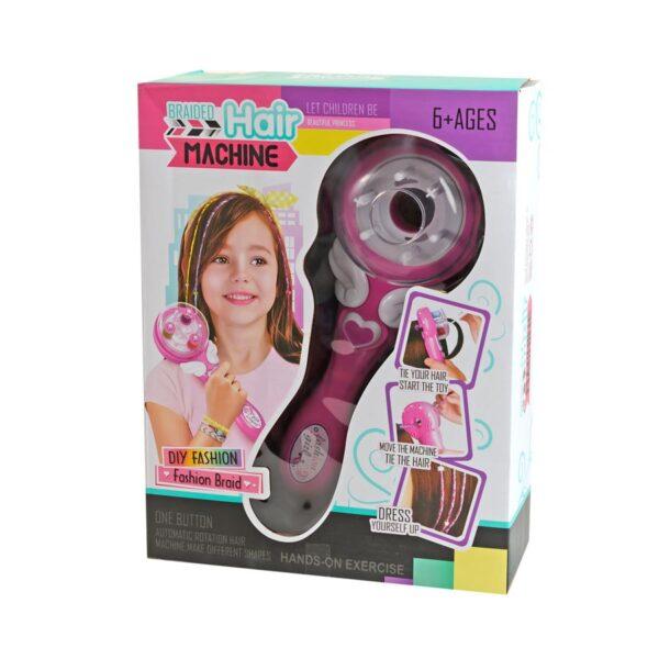 Прибор для плетения косичек - Hair machine