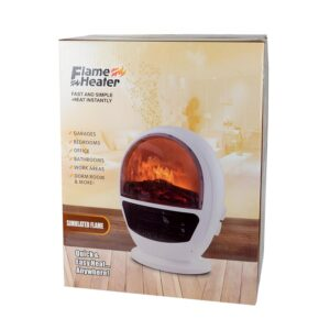 Тепловентилятор Flame Heater