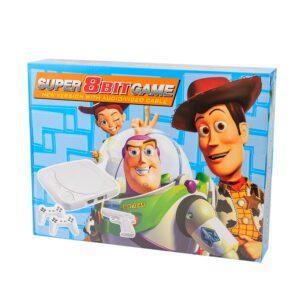 Игровая консоль - Dendy с пистолетом - Toy story