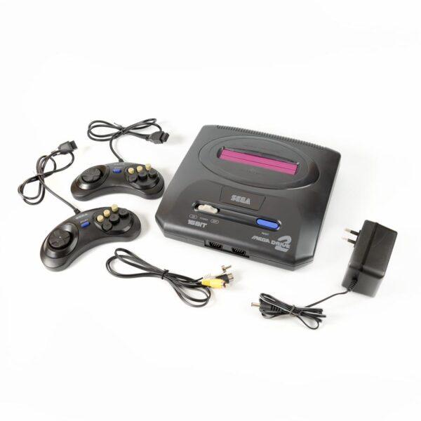 Игровая консоль - Sega Mega Drive 2