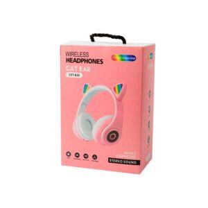 Беспроводные наушники - Cat Ear CXT-B39