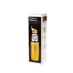 Ёмкость с дозатором для жидкостей - Press & Measure
