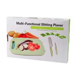 Многофункциональная овощерезка - Multi Functional Slitting Planer
