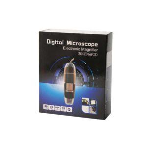 Портативный цифровой USB-микроскоп - Digital Microscope