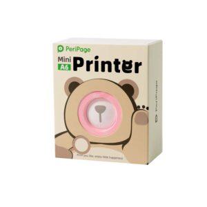 Портативный принтер - PeriPagy Mini A6