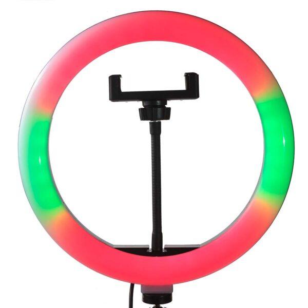 Кольцевая LED лампа - RGB26