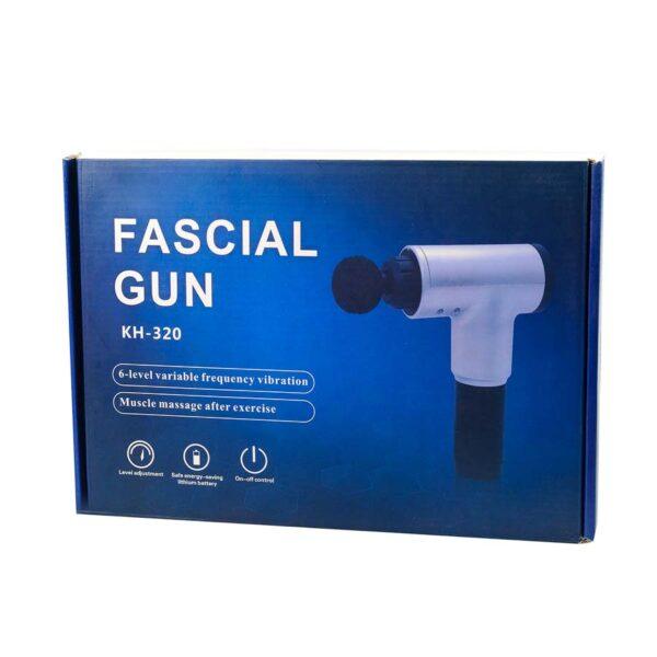 Массажер - Fascial Gun KH-320