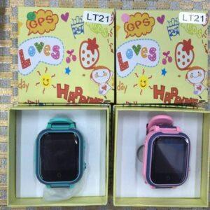 Умные часы для детей Smart Baby Watch LT21 4G/LTE