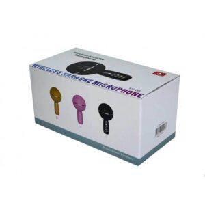 Беспроводной караоке микрофон YS-08