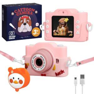 Детская цифровая камера Cattoon Camera