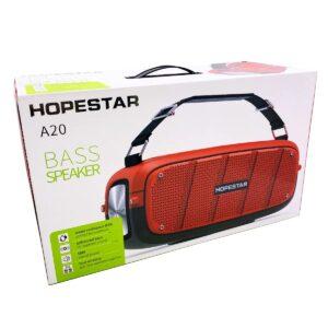 Портативная акустическая Bluetooth колонка Hopestar A20