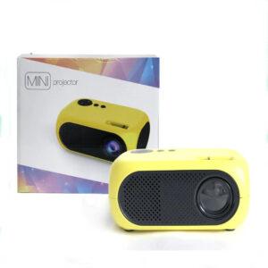 Портативный детский мини проектор М24 Full HD
