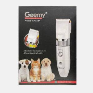 Машинка для стрижки животных Geemy GM-634